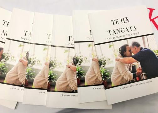 Te Ha Tangata. A human library on homelessness